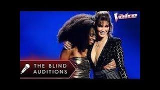 UNCUT: Kelly Rowland & Delta Goodrem - I'm Every Woman - The Voice Australia 2018