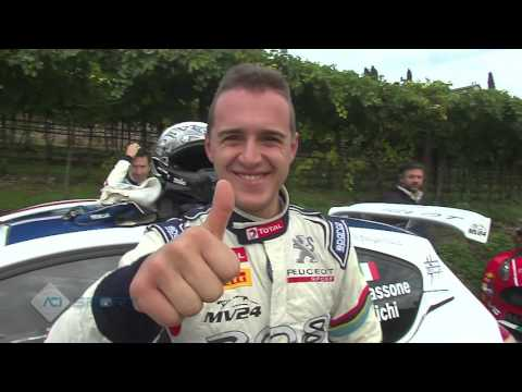 33° RALLY DUE VALLI - Shakedown - 11/10/2015