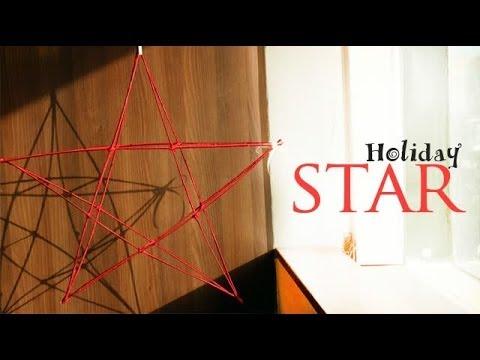 DIY Holiday - Star | Ventuno Art All The Way
