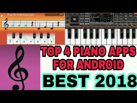 Top 4 Piano Apps For Android||Best Piano Music Apps For Android||hindi