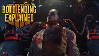 Blood of the Dead Ending Cutscene Explained | Blood of the Dead Easter Egg Explained | BO4 Zombies