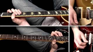 Hotel California (The Eagles) guitar solo - played at half speed