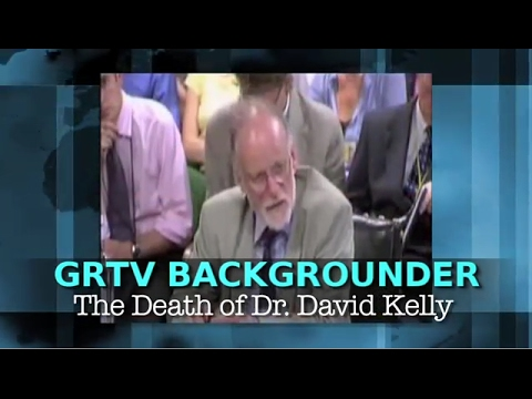 Dr. David Kelly - The Battle for an Inquest – GRTV Backgrounder