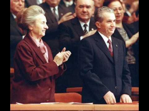 Elena Ceausescu - Cantec de urare