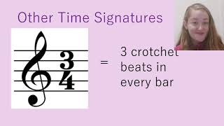 Time signatures and bars (Grade 1 Music Theory)