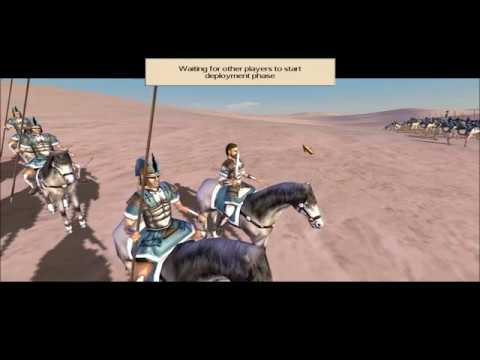"""Rome Total War MP battle #2232: """"winning while admitting defeat"""""""