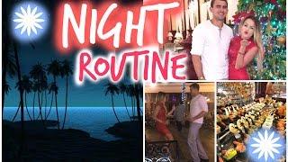 Night Routine   Dominican Republic