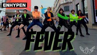 [Kpop in public,Spain] Enhypen - Fever // Two Secrets