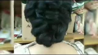 hairdo wisuda, natal, kondangan, Bridesmaids, penerima tamu, dll