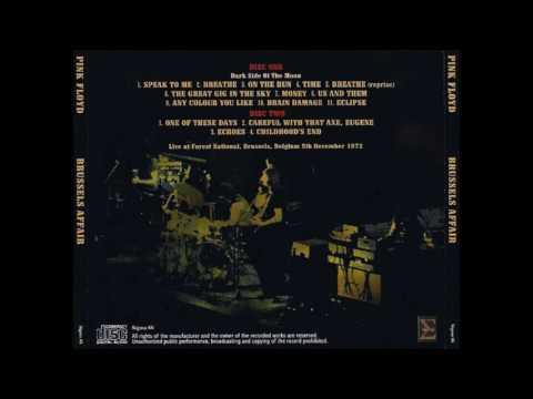Pink Floyd - Childhood's End (Live at Brussels December 5, 1972)