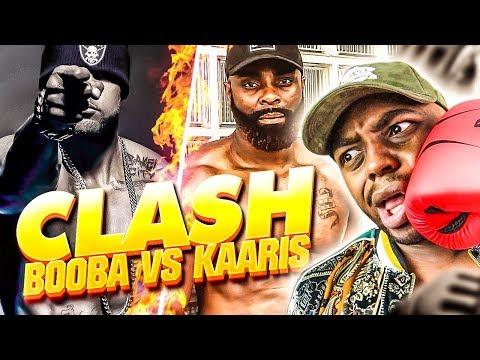 BOOBA CLASH KAARIS BIENTOT LE COMBAT EN MMA !!!