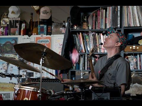 Nate Wood - fOUR: NPR Music Tiny Desk Concert