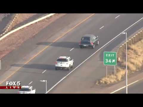 Procession for fallen Colorado deputy