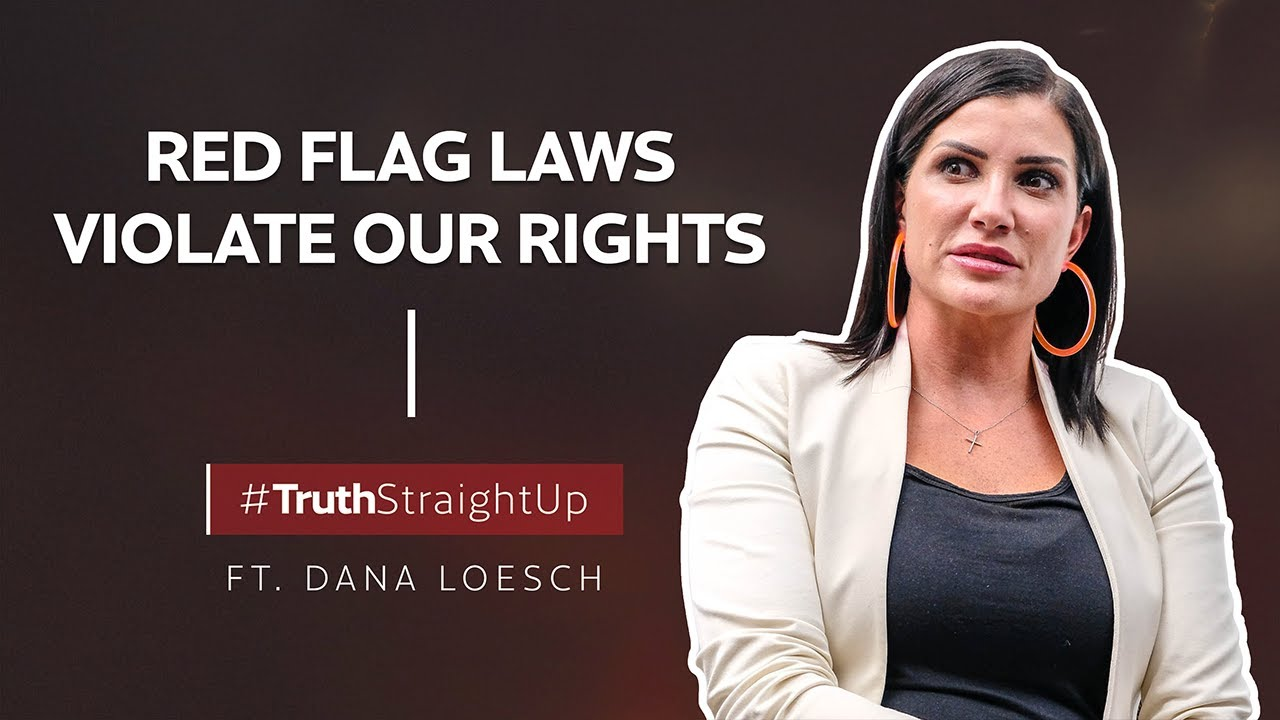 YAFTV Red flag laws violate our rights ft. Dana Loesch | #TruthStraightUp