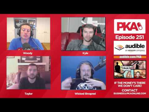 PKA 251 w/WickedShrapnel - Prank Calls, Road to Black Ops 3, How to be a Billionaire