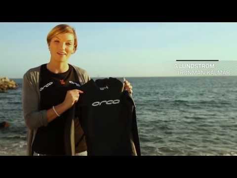 Why choose Orca S4 wetsuit by Åsa Lundström