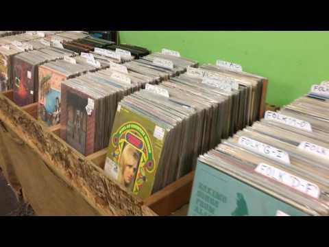 The Vinyl Guide - Burger Records, Fullerton California