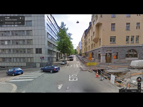 Часть 53. Город Хельсинки. Part 53. City Helsinki