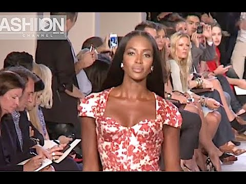 ZAC POSEN Spring Summer 2013 New York - Fashion Channel