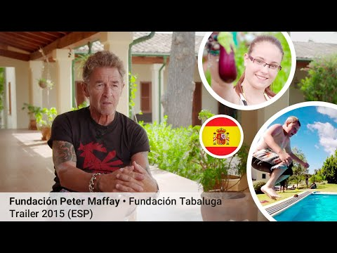 Fundación Peter Maffay • Fundación Tabaluga: Trailer 2015 (ESP)