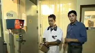 Laboratorio de Irradiação Gama - LIG - CDTN/CNEN - [Globo Reporter]