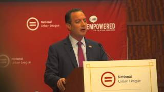 Chairman Reince Priebus Addresses Urban League At Leadership Luncheon