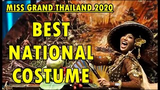 Miss Grand Thailand 2020 | Best National Costume (TOP 10)