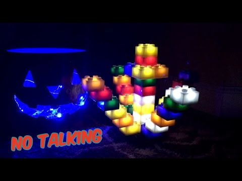 No Talking - Lights and Sounds - ASMR