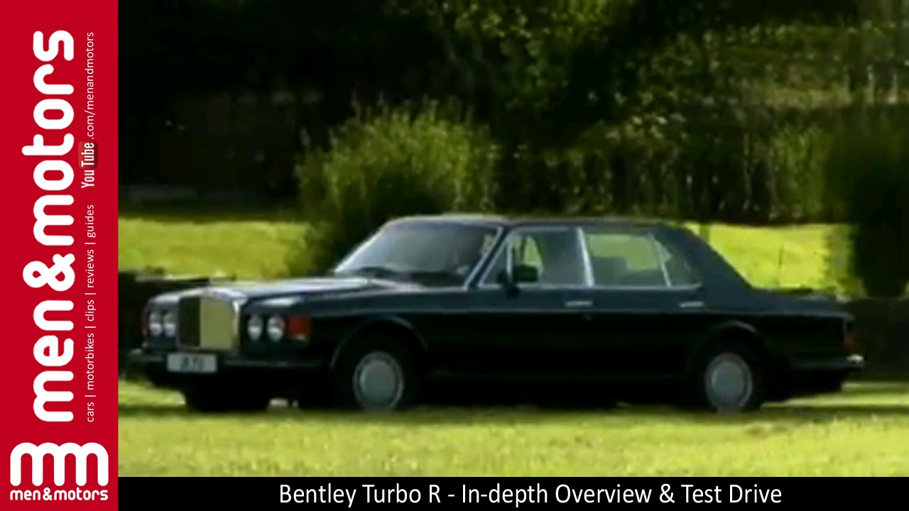 bentley turbo r in depth overview test drive youtube. Black Bedroom Furniture Sets. Home Design Ideas