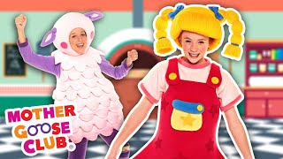Let's Make a Pizza + More | Mother Goose Club Nursery Rhymes