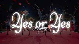 [Comeback] Playdate - 'Yes or Yes' 트와이스 (TWICE) COVE…