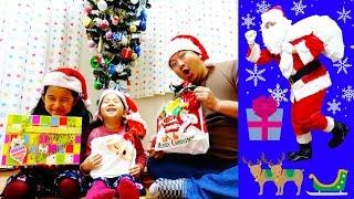 クリスマスプレゼント交換♡サンタさんがやって来た☆himawari-CH thumbnail