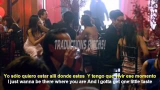 Maroon 5-Sugar (Lyrics+Sub español) (Video Official)