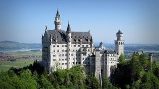 Travel Germany - Füssen, Neuschwanstein Castle & More