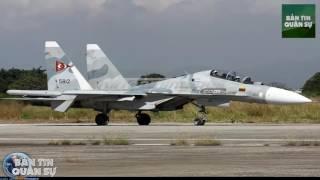 Bí Mật Quân Sự -  Tại Sao Nói Su 30MK2 Là Dòng Máy Bay Chiến Đấu Hiện Đại