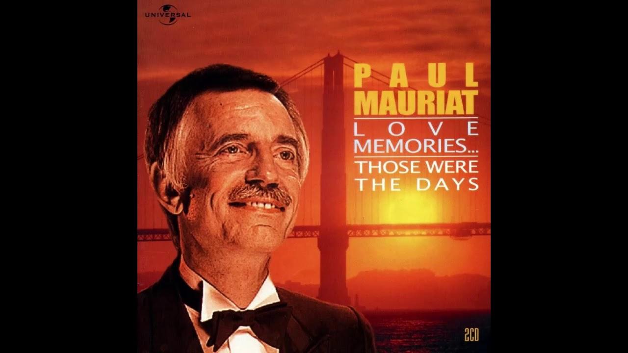 Paul Mauriat Love Memories Cd1 Youtube