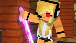 Top Hacker vs PsychoGirl Songs Best Minecraft Animations Top Minecraft Songs