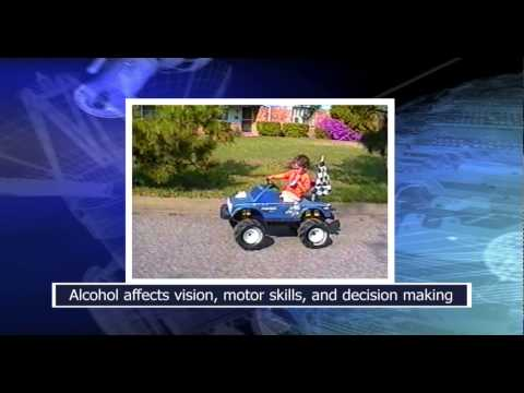 Alcohol Affects Decision Making