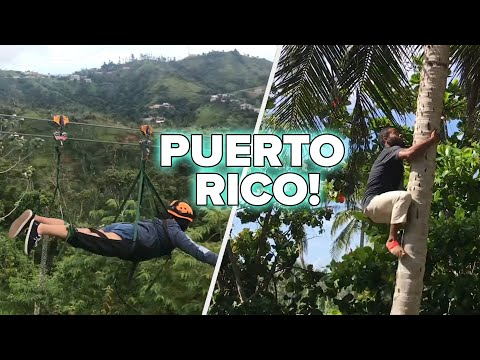 7 Unbelievable Things To Do In Puerto Rico