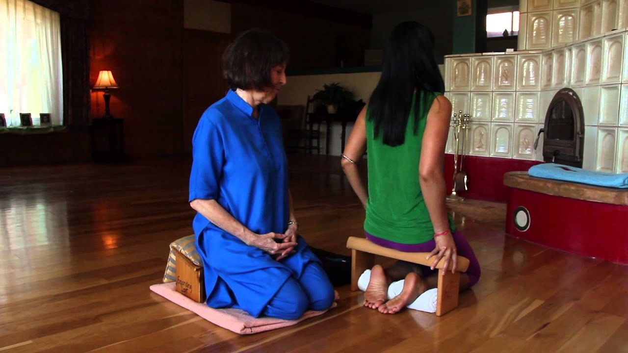 How to Sit Comfortably in Meditation — Ananda