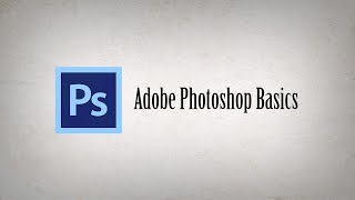 ALAN BECKER - Photoshop Basics