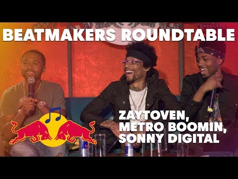 Metro Boomin, Zaytoven and Sonny Digital Lecture (New York City 2016) | Red Bull Music Academy