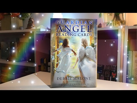 Powerful Spiritual messages from Guardian Angels Reading cards