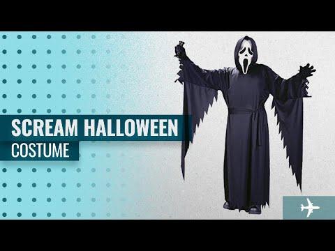 Scream Halloween Costume Ideas [UK 2018] | Hot 2018 Trends