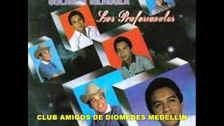 01 EL PROFESIONAL - DIOMEDES & COLACHO MENDOZA (1979 LOS PROFESIONALES)