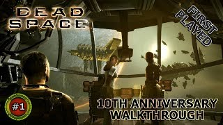 DEAD SPACE Gameplay Walkthrough #1 | New Arrivals | [HARD][1080p 60FPS ULTRA] – No Commentary