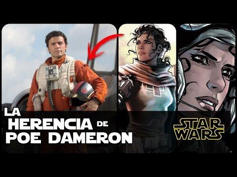 Star Wars La Herencia De Poe Dameron (Episodio 8)