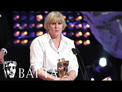 Sarah Lancashire wins Leading Actress for Happy Valley  BAFTA TV Awards 2017