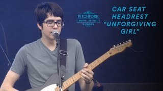 "Car Seat Headrest perform ""Unforgiving Girl"" | Pitchfork Music Festival 2016"