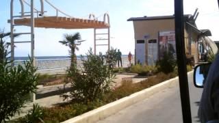Поездка по набережной Алушты до рабочего уголка(, 2014-09-19T15:06:40.000Z)